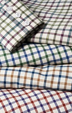 f01faac0 House of Bruar Mens Tattersall Shirt Tattersall Shirt, Dress Shirt And Tie,  Gents Fashion