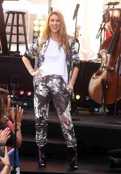 Concierto Celine Dion