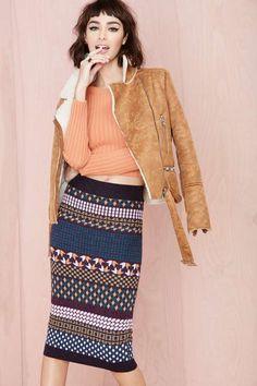 Sloper Skirt - Back In Stock