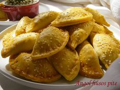 Angol húsos pite Quiche Muffins, Snack Recipes, Snacks, Tortellini, Pretzel Bites, Scones, Food And Drink, Chips, Sweets