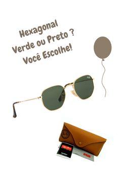 ConfiraQueOBlackFridayContinua-Óculos De Sol Hexagonal Feminino - Masculino 780f6a0a68