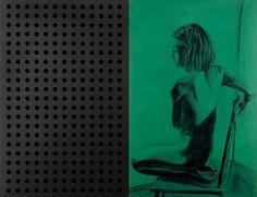 David Salle, My Subjectivity, 1981