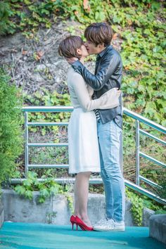 Cinderella and the Four Knights: Jung Il Woo & Park So Dam