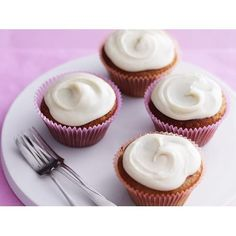 Banana cupcakes with maple cream frosting recipe - By Australian Women's Weekly