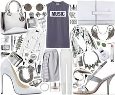 """ACNE Zone Music Main Ss 13 Top"" by mauriciofredes on Polyvore"