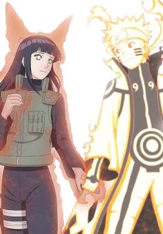 I don't ship NaruHina but this is a cool pic. Remember he also grabbed Shikamaru's and Ino's hands ;)