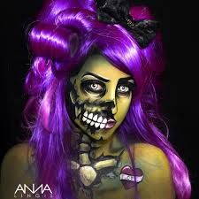 Image result for zombie pin up pop art
