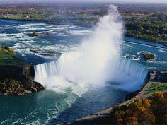 Les chutes du Niagara (USA - Canada)