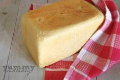 Toast Bread: The Ultimate Recipe! Food Network Recipes, Food Processor Recipes, Cooking Recipes, The Kitchen Food Network, Bakery, Food Porn, Toast, Food And Drink, Sweets
