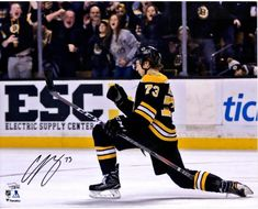 Charlie McAvoy Boston Bruins Autographed 16