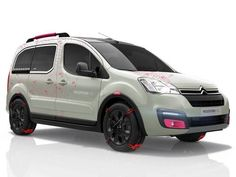 Citroën Berlingo Mountain Vibe