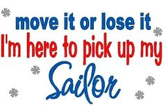 Lose It Sailor - 3 Sizes!   Words and Phrases   Machine Embroidery Designs   SWAKembroidery.com Band to Bow