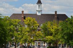 Edificio Illini Union Universidad de Illinois