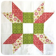Hug Quilt Block | A group of us ladies are making blocks to … | Flickr