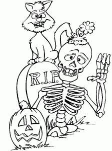 Halloween Cats Coloring Pages - Halloween Cats Coloring Pages , Cute Cat Coloring Page Fresh Best House Coloring Page 2019 Easy Halloween Drawings, Halloween Coloring Pictures, Art Halloween, Coloring Pictures For Kids, Halloween Patterns, Halloween Pictures, Halloween Skeletons, Happy Halloween, Halloween Costumes