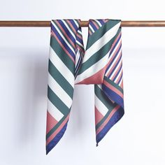 Scarf Display, Fabric Display, Fabric Photography, Clothing Photography, Scarf Packaging, Nautical Outfits, Scarf Knots, Silk Neck Scarf, Bussiness Card