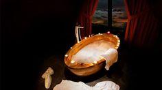 Co trzeba zrobić, aby zasłużyć na taką kąpiel? Wystarczy, że odwiedzisz nasz hotel !  www.hotelbania.pl