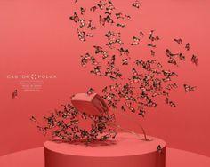 Castor/Polux: Butterflies   Ads of the World™
