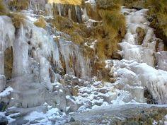 Snow on the Sani Pass South Africa. (News24user Siraj Rizvi)