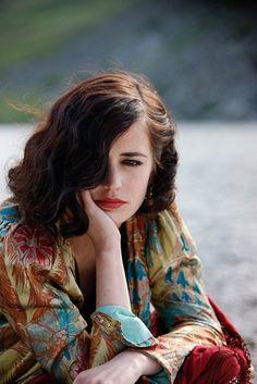 Мальвинины Откровения - Sudden Inspiration: Eva Green's Bohemian Rapsody