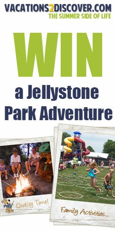 Do you need some #family time? #Win a #Jellystone Park Adventure! #sweepstakes #camping