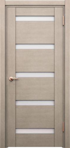 Natural Veneered Wooden Flush Door Design Mdf Living Room: Single Panelled Modern Door In Light Oak