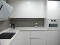 Mobiliario Cocina LINE Blanco Brillo de Santos
