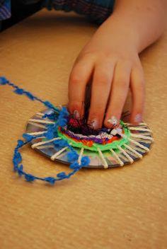 Turkey- CD Weaving...