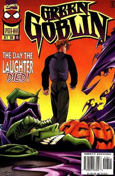 GREEN GOBLIN #13  MARVEL COMICS  OCTOBER 1996  $1.95