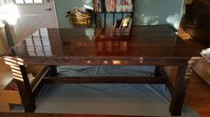I too built a farmhouse table. I present to you my first woodworking project! http://ift.tt/2gHkYny