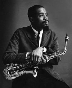 """Eric Dolphy was like an angel that came down to Earth, played his saxophone incredibly and passed too quickly."" Clifford Jordan"