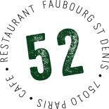 Le 52 | Café Restaurant - Paris 75010
