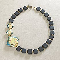 stepping stones necklace - gaiam (so pretty!)