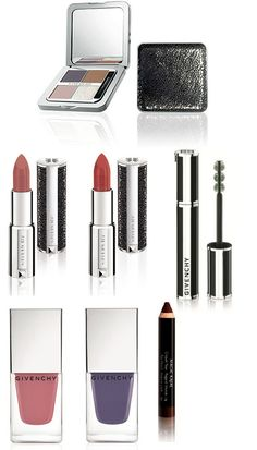 Givenchy Fall Winter 2013 Soir D'Exception Makeup Collection | FashionMention