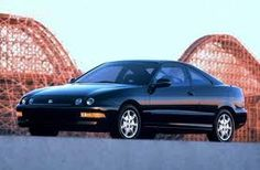 Acura Integra The Car The Legend