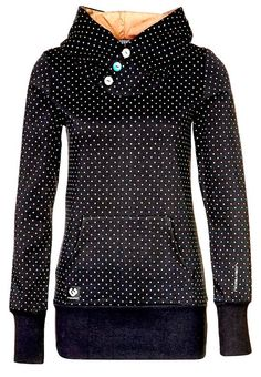 Cute And Stylish Polka Dot Hoodie