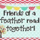 Cute+poster+to+hang+in+your+library+area.+Boho+Bird+Theme.+Polka+dot+and+chevron....