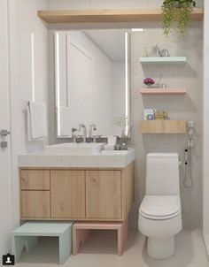 5 Ideas to Create a Minimalist Bathroom Design - Decor Real Minimalist Bathroom Design, Minimalist Room, Bathroom Design Small, Bathroom Interior Design, Bad Inspiration, Bathroom Inspiration, Remodled Bathrooms, Bathroom Furniture, House Design