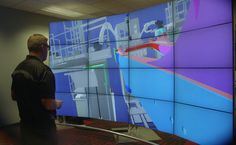 The ARC - Portable Virtual Reality Display Sims, Lab, Layout, The Unit, Travel, Viajes, Page Layout, Mantle, Labs