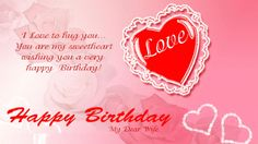 Here is my new collection of romantic birthday wishes for husband images and pictures. Send these beautiful happy birthday images to your dear husband Wife Birthday Quotes, Birthday Wishes For Wife, Romantic Birthday Wishes, Birthday Wish For Husband, Happy Birthday Love, Happy Birthday Greetings, Birthday Poems, Happy Birthday Cards Images, Happy Birthday Pictures