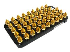 Studded iPhone 5 Case, not recommended for certain pockets!