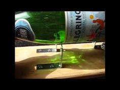 Bottle Cutter for $37.50 USA made version. Wine Bottle cutter and beer bottle Glass cutting by GreenPowerScience http://www.greenpowerscience.com/BOTTLECUTTI...