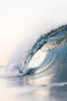 northwoodswonder:    souhailbog:  Sunrise Waves |   Jerson Barboza | More