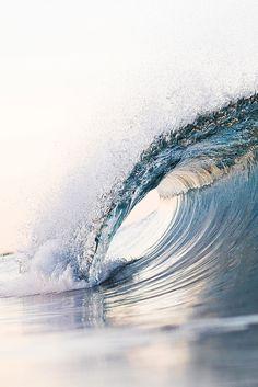 souhailbog:   Sunrise Waves| ©   Jerson Barboza| More