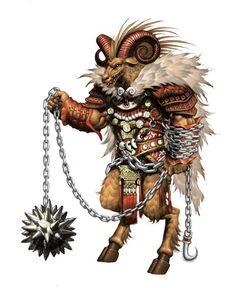 chèvre - zodiaque tatouage par cubitsakit deviantART