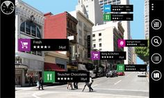 Nokia reveals new City Lens augmented reality app for Windows Phone 8 lineup - Engadget