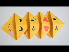 Emoji Bookmarks Emoji Corner Bookmarks Crafts for Kids Emoji Bookmarks, Bookmarks Diy Kids, Paper Bookmarks, Bookmark Craft, Corner Bookmarks, Origami Bookmark, Bookmark Ideas, Handmade Bookmarks, Origami Love