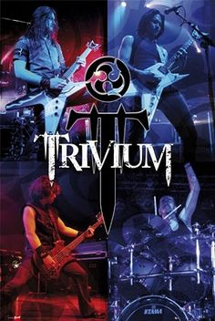 My Favorite METAL/CORE BAND!! TRIVIUM!!