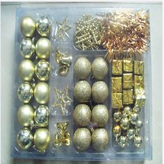 Holiday Decoration and Christmas Decoration Supplies Type Clear Plastic Christmas Balls