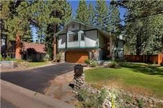 """South Lake Tahoe, CA: Click here to view Virtual Tour and Larger Photos    """"Sierra House Lodge"""" is located in a very quiet, forested neighborhood in South Lake Tahoe. It is 7..."""